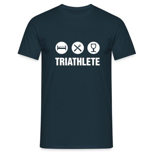 Triathlete - Men's T-Shirt