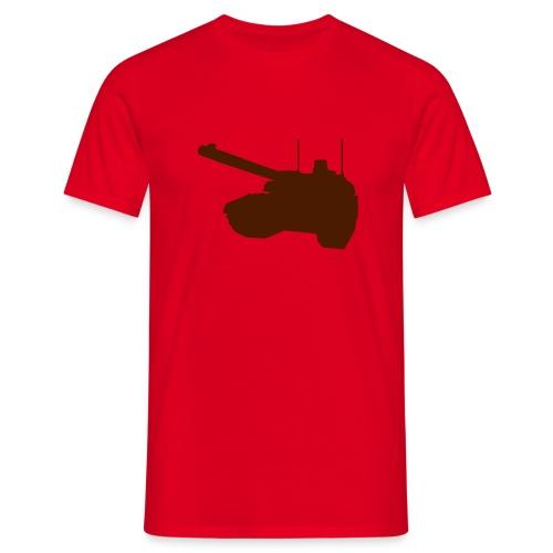 Panzer Tank - Men's T-Shirt