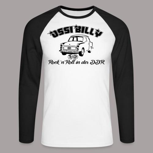 Ossibilly - Männer Baseballshirt langarm