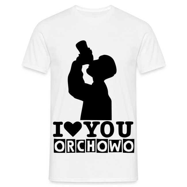 I love you orchowo
