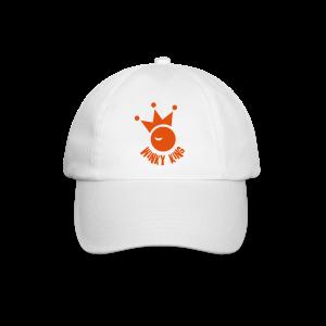Winky King Baseballcap - Baseballcap