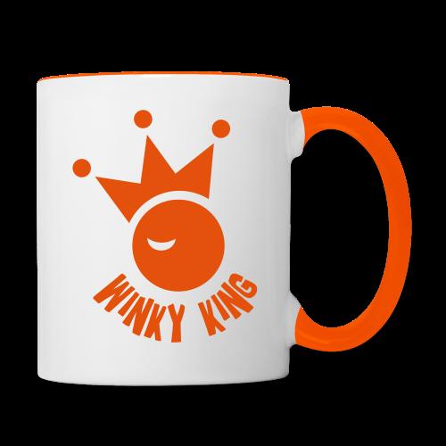 Winky King Mok - Mok tweekleurig
