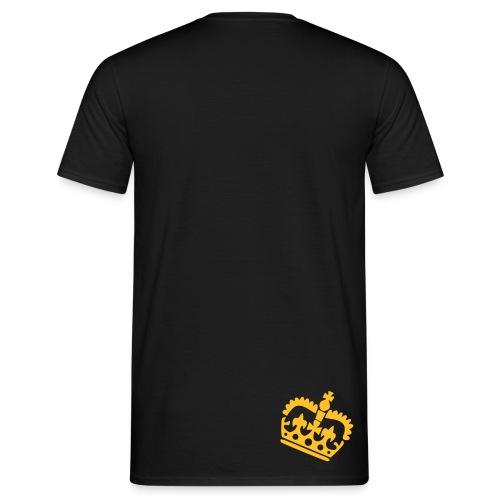 Kronan T-shirt  med bröstficka - T-shirt herr