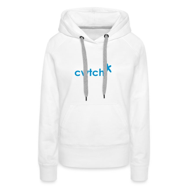 Womens hoodie small cwtch star blue