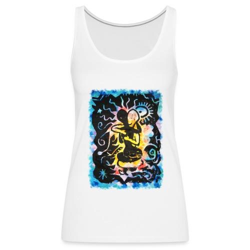 Tropical love - Camiseta de tirantes premium mujer