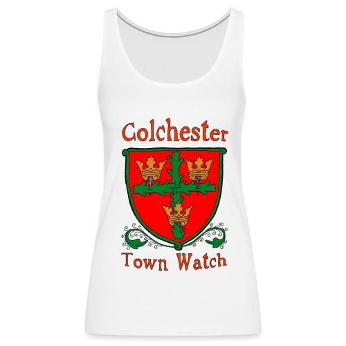 Colchester Town Watch Women's Premium Tank Top - Women's Premium Tank Top
