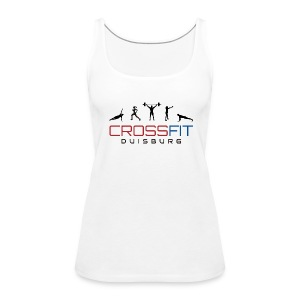 Duisburg Tip Top - Frauen Premium Tank Top