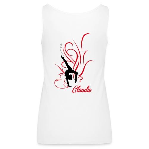 Débardeur-CLAUDIE-A2G - Débardeur Premium Femme
