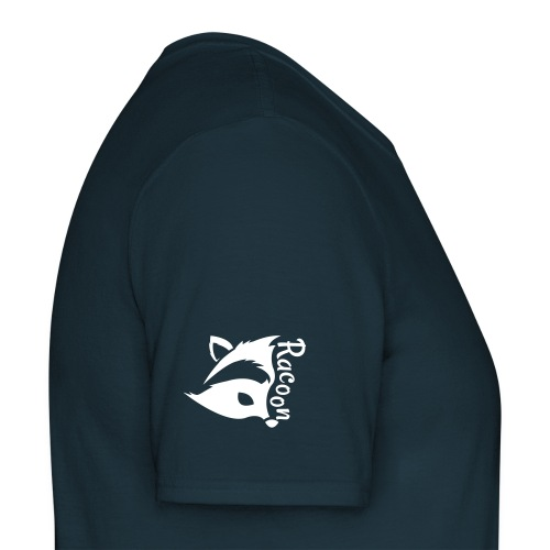 Racoon, Waschbär (Männlich) - Männer T-Shirt