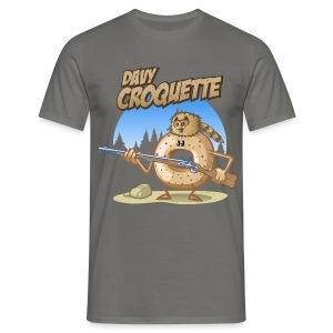 Davy croquette - Men's T-Shirt