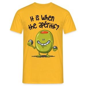 Aperitif - Men's T-Shirt