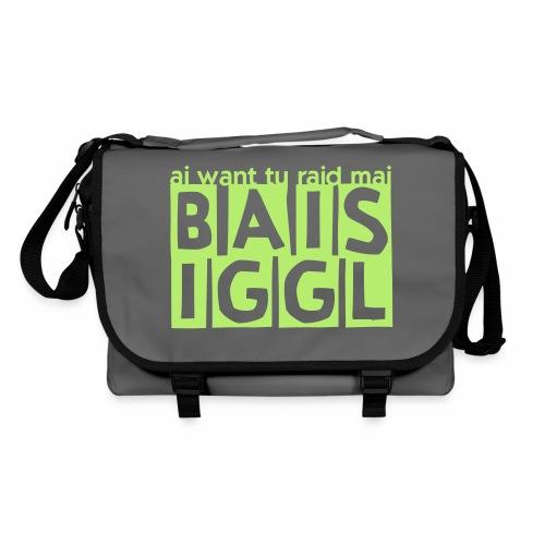 BAISIGGL Messenger-Tasche - Umhängetasche