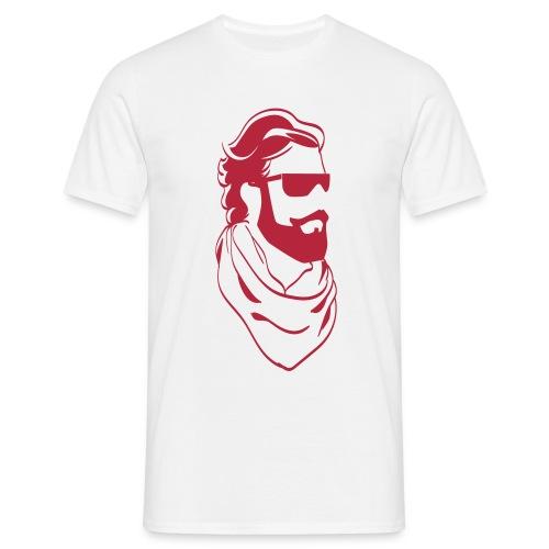 La barbe Hipster inside - T-shirt Homme