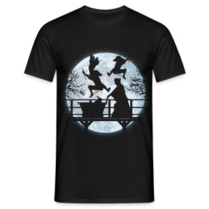 Night ambush - Männer T-Shirt