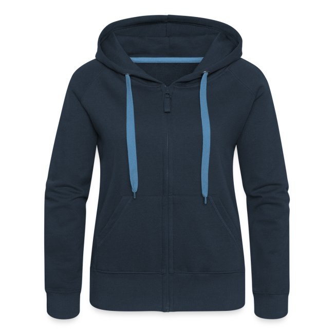 The Original My Hangover Hoody® - Blue and Blue
