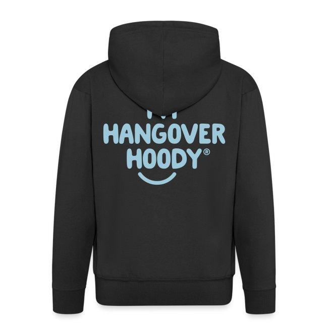 The Original My Hangover Hoody® - Black and Sky