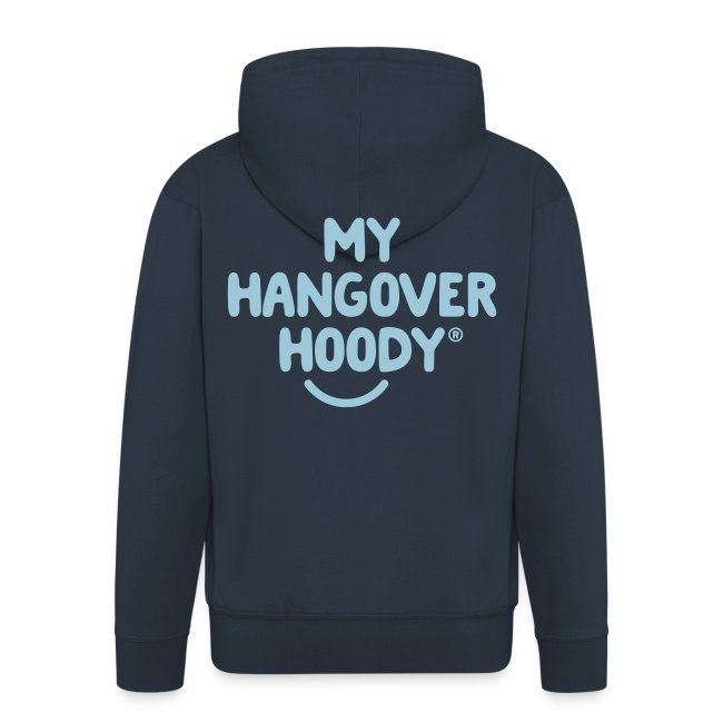 The Original My Hangover Hoody® - Blue and Sky