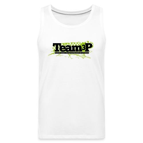 """Tanktop """"Team3P"""" - Männer Premium Tank Top"""