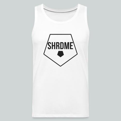 SHRDME Tank Top - Männer Premium Tank Top