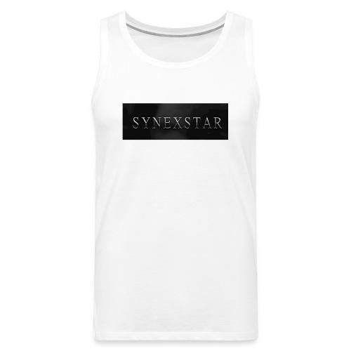 Synexstar Tanktop - Männer Premium Tank Top