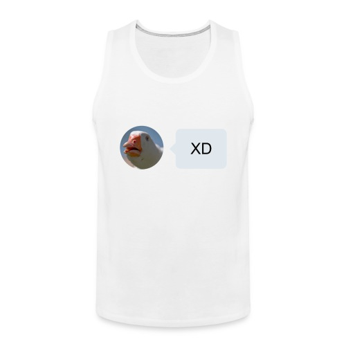 XD (Mens) - Men's Premium Tank Top