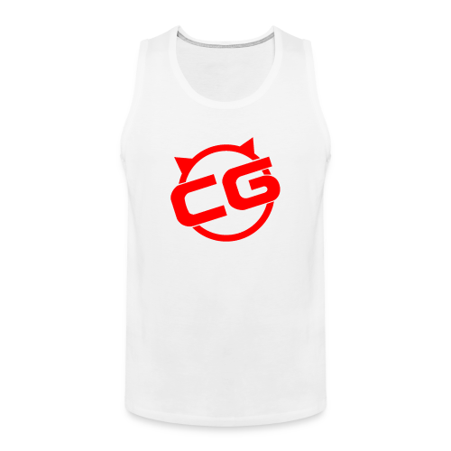 ChloeGames Mens Vest - Men's Premium Tank Top