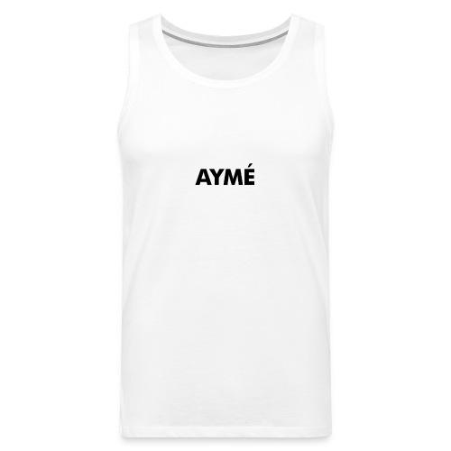 AYMÉ - Débardeur Premium Homme