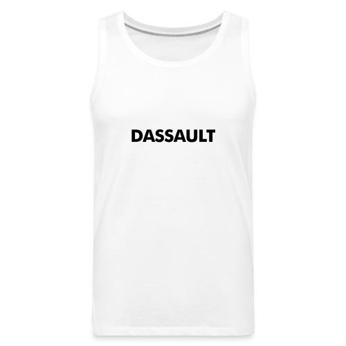 DASSAULT - Débardeur Premium Homme
