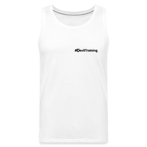 #DevilTraining - Männer Premium Tank Top