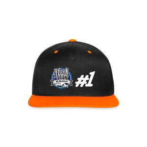 Tha OranGe SnapCap Playa - Contrast Snapback Cap