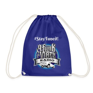 Tha Free Time BaG [ Blue Edition ] - Drawstring Bag
