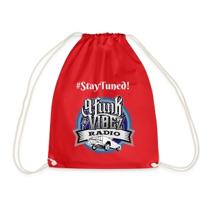 Tha Free Time BaG ( Red Edition ] - Drawstring Bag