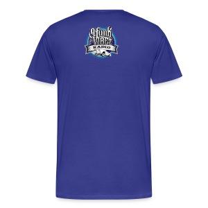 G-Classic Tee [Blue Edition ] - Men's Premium T-Shirt