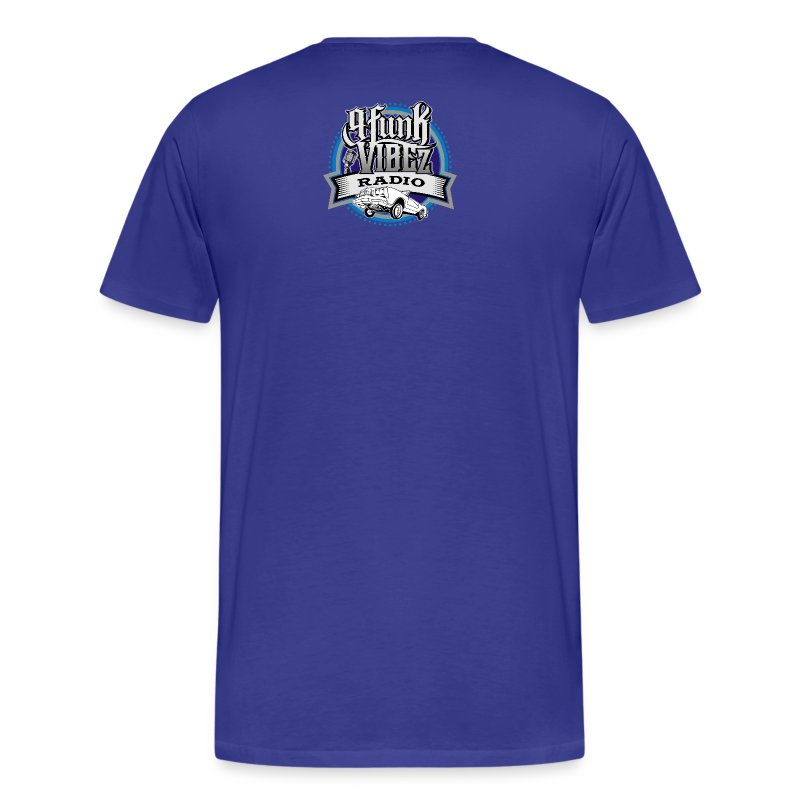 G-Classic Tee [Blue Edition ] - Men's Premium T-Shirt