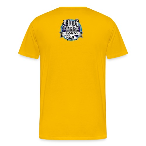 G-Classic Tee [The YellowBlue Edition ] - Men's Premium T-Shirt