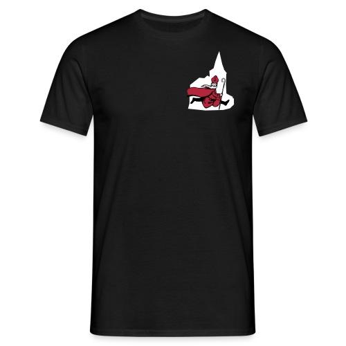 Nikolauf - Herren-T-Shirt - Männer T-Shirt