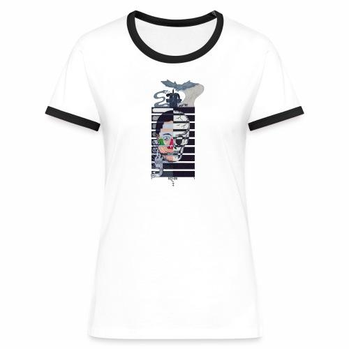 DESCEND - Women's Ringer T-Shirt