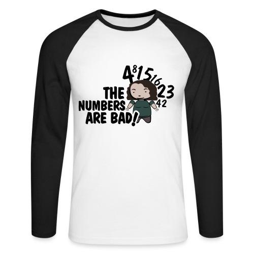 Camiseta LOST Hurley Bad numbers - chico manga corta - Raglán manga larga hombre