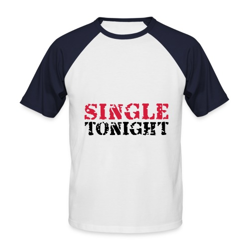 CAMISETA SINGLE TONIGHT - Camiseta béisbol manga corta hombre