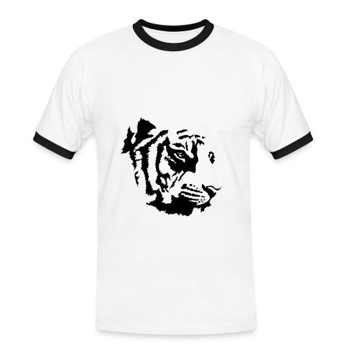 tee-shirt homme - T-shirt contrasté Homme