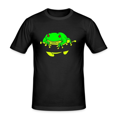 La Raganella - Men's Slim Fit T-Shirt