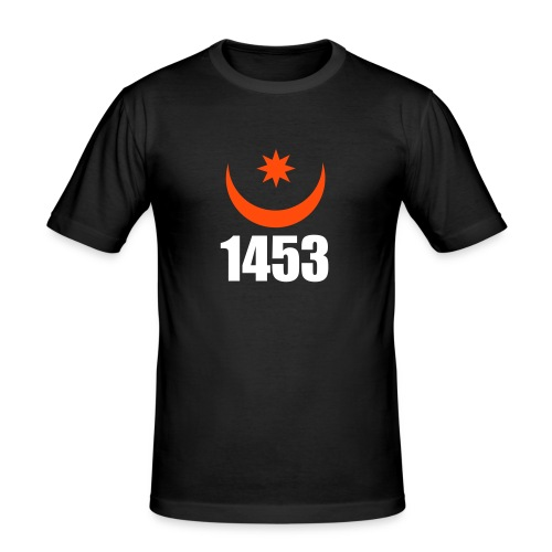 1453 - Männer Slim Fit T-Shirt