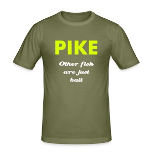Pike t-shirt - Men's Slim Fit T-Shirt