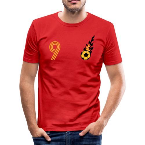 TOR PEDRO 9 (Home) - Männer Slim Fit T-Shirt
