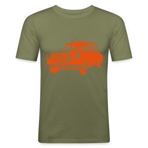 Ponton - Männer Slim Fit T-Shirt
