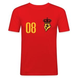 CAMPEON 08 - Männer Slim Fit T-Shirt