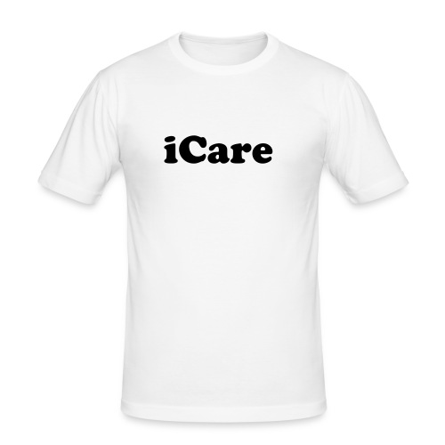 iCare - Slim Fit T-skjorte for menn