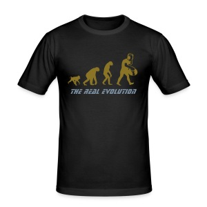 The Real evolution - Tee shirt près du corps Homme