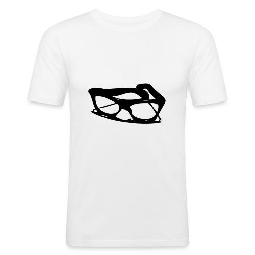 Buddy Holly - Men's Slim Fit T-Shirt