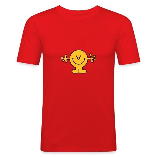 Petit bonhomme [DD] - T-shirt près du corps Homme